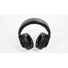 High-End DJ Headphones, Swivel Design, 3 Sets Earpads, Detachable Cable