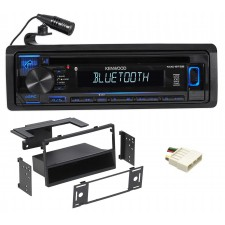 Kenwood CD Radio Receiver w/Bluetooth iPod/iPhone/ For 1990-2001 Acura Integra