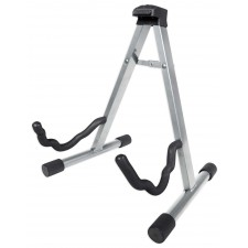 Epic Audio EGS-A Heavy Duty Folding Universal Guitar Stand -Acoustic or Electric
