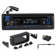 Kenwood CD Radio Receiver w/Bluetooth iPod/iPhone/ For 99-00 Cadillac Escalade