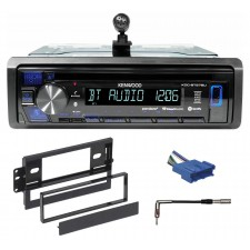 1-Din CD Radio Receiver w/Bluetooth iPhone/Android/ For 1996-1999 Oldsmobile LSS