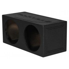 """(2) MTX 7515-22 15"""" 1500w Competition Subwoofers Subs+Sealed Sub Box Enclosure"""