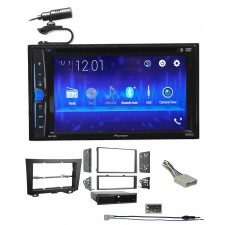 2007-2009 Honda CR-V Pioneer DVD/CD Bluetooth Receiver iPhone/Android/USB