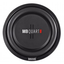 """MB Quart DS1-304 12"""" Shallow Mount Car/Truck Subwoofer w/Poly Cone+2"""" Voice Coil"""