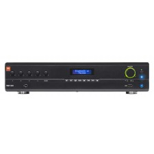 JBL VMA1240 Commercial/Restaurant 240W 70v Bluetooth Mixer/Amplifier, 5 Inputs