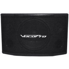 "Vocopro SV-502 10"" 250 Watt 2 Way Stereo Vocal Karaoke Speaker"