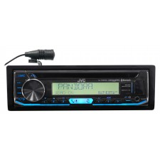 JVC KD-R99MBS 1-Din Marine CD Player Receiver+Bluetooth+USB 4 Android/iPhone