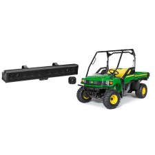 John Deere Gator XUV/RSX 700w Powered Sound Bar+Bluetooth Controller+Dome Light