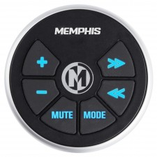 Memphis Audio MXA1MCR Marine Boat Wired Remote Control for MXA1MC Receiver