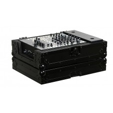 "ProX XS-M12BL Black on Black Mixer Flight Case For 12"" Mixers (Large Format)"