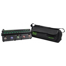 Trace Elliot Transit-B Professional Bass Guitar Preamp Pedal w/Effects+5-Band EQ