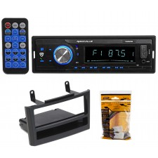 Digital Media Bluetooth AM/FM/MP3 USB/SD Receiver For 2000-2003 Nissan Maxima