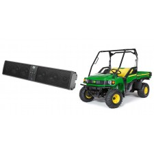 John Deere Gator XUV/RSX MTX Six-Speaker Powered Sound Bar w/ Bluetooth