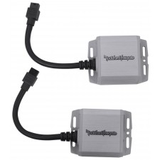 2) Rockford Fosgate PM100X1 100w Mini Mono Amplifiers 4 ATV/UTV/RZR/Cart/Polaris