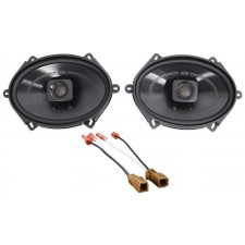 "Polk Audio Front 5 x 7"" Speaker Replacement Kit For 1993-1997 Nissan Altima"