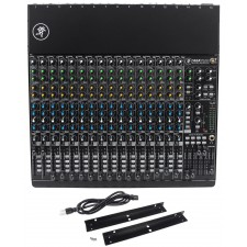 Mackie 1604VLZ4 16-channel Compact Analog Low-Noise Mixer w/ 16 ONYX Preamps
