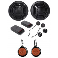 "Polk Audio DB6502 6.5"" 600w Component Car/Marine Speakers+2) Speaker"