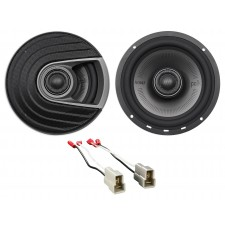 2000-2004 Subaru Outback Polk Audio Front Door 6.5 Speaker Replacement Kit