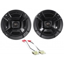 1999-2004 Jeep Grand Cherokee Polk Audio Rear Factory Speaker Replacement Kit