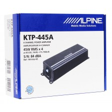 Alpine KTP-445A Head Unit Power Pack - Adds 45x4 RMS to Alpine Receiver KTP445A