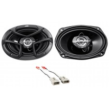 Rear JVC Factory Speaker Replacement Kit For 1992-97 Mercury Grand Marquis