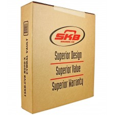 """SKB 1SKB-CV8 ATA 22"""" Cymbal Vault Hard Case, Holds 8 Drum Cymbals, Roto-Molded"""