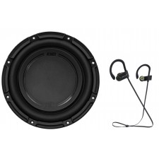 "Polk Audio DB1042DVC 10"" 1050 Watt Car/Marine Audio Subwoofer Sub+Free Speaker"