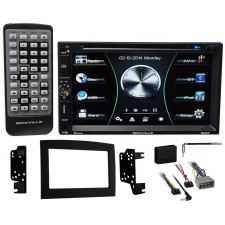 2006-2008 Dodge Ram 1500 Car DVD/iPhone/Pandora/Bluetooth/USB Receiver Stereo