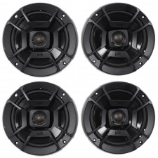 """Polk Audio 6.5"""" Front+Rear Speaker Replacement For 2000-2003 Nissan Maxima"""