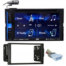 """2004-2005 Saturn All-Models JVC 6.2"""" Bluetooth DVD/CD Receiver iPhone/Android"""
