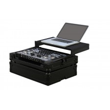 Odyssey FZGSTKS4BL Black Label DJ Flight Case for S4/VMS4, IDJ3 MIXTRACK PRO