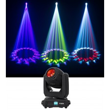 Chauvet DJ Intimidator Beam 140SR DMX Moving Head Beam w/Discharge Light Engine