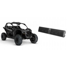 MTX MUD6SPBT Six-Speaker Bluetooth Soundbar Rollbar System For Can-Am Maverick