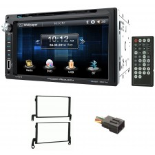 """99-02 Lincoln Navigator In-Dash 6.5"""" DVD/CD Player Receiver Monitor w/ Bluetooth"""