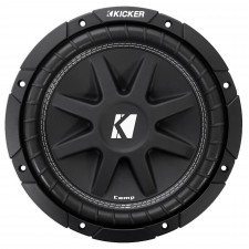 "KICKER 43C104 Comp 10"" 300 Watt SVC 4-ohm Car Audio Subwoofer Sub"