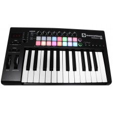 Novation LAUNCHKEY-25-MK2 25-Key USB MIDI Ableton Live Lite Keyboard Controller