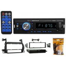 Digital Media Bluetooth AM/FM/MP3/USB/SD Receiver For 2002-2004 Nissan Altima