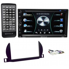 2002-04 Nissan Altima DVD/iPhone/Pandora/Spotify/Bluetooth/USB Player Receiver