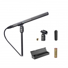 Audio Technica AT897 Shotgun Condenser Microphone Video/Film/Broadcast Mic