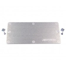 XS Power 572 Billet Aluminum Car Audio Battery Cover Plate for D3400 Battery