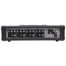Rockville RPM45 2400w Powered 4 Channel Mixer, USB, 5 Band EQ, Effects, Phantom