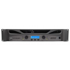 Crown XTI4002 XTI-4002 Power Amplifier 2 Channel 2,400 Watt , Built-In DSP