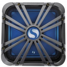 """Kicker 11L712GLC 12"""" Charcoal Grille w/ LED For SoloBaric 11S12L7 Subwoofer Sub"""