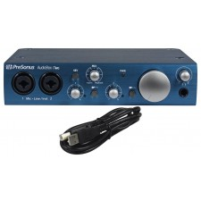Presonus Audiobox iTwo 2X2 USB iPad/PC/Mac Recording System Interface