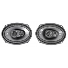 Kicker Front+Rear Speaker Replacement For 2003-2004 INFINITI G35 Coupe