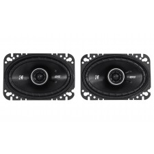 Pair New Kicker 43DSC4604 DSC460 120 Watt 4x6 2-Way Car Stereo Speakers DS460