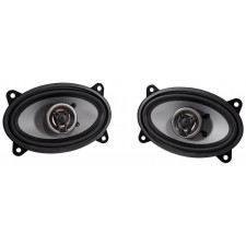 "Pair Crunch CS46CX 250 Watt 4 x 6"" 2-Way Coaxial Car Audio Speakers"