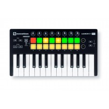 Novation LAUNCHKEY MINI MK2 25 Key USB Ableton Live Lite Keyboard Controller