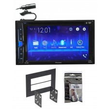 1998-2004 Subaru Forester Pioneer DVD/CD Bluetooth Receiver iPhone/Android/USB