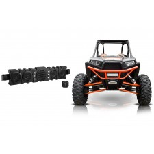 Boss BRRF46 1000w Powered Sound Bar+Bluetooth Controller+Dome Light RZR/ATV/UTV